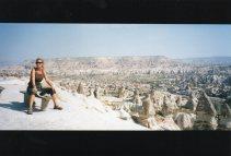 Cappadocia, Central Turkey