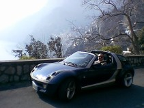 Driving the Amalfi