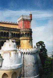 Fairytale Pena Palace