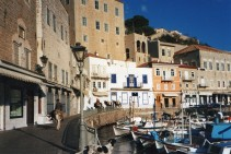 Harbour of Hydra
