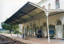Obidos Train Station