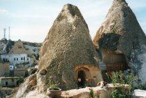 Our hotel - Goreme, Cappadocia