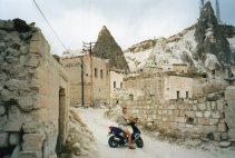 Our transportation, Cappadocia