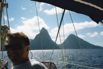 Sailing St. Lucia