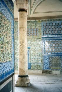Topkapi Palace - Circumcision Room...