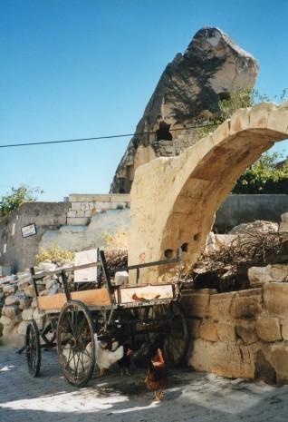 Turkish Wagon Wheels