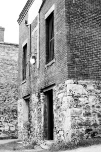 1314 Wharf St ~ 1860~ Caire & Grancini Warehouse~one of first buildings constructed on waterfront